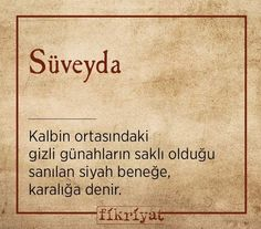 Nokta-i Süveyda The post Nokta-i Süveyda appeared first on Woman Casual. Tumblr Quotes, Wise Quotes, Poetry Quotes, The Words, Cool Words, Magic Words, Film Books, Word Of The Day, Meaningful Words
