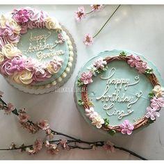 Buttercream Cake, Fondant Cakes, Cupcake Cakes, Cupcakes, Cupcake Icing Decorating, New Years Eve Dessert, Cake Decorating Techniques, Decorating Ideas, Decorator Frosting