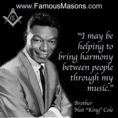Words of wisdom from famous masons throughout history. Illuminati, African American Art, American History, Prince Hall Mason, Famous Freemasons, Masonic Jewelry, Occult Science, Masonic Lodge, Masonic Symbols