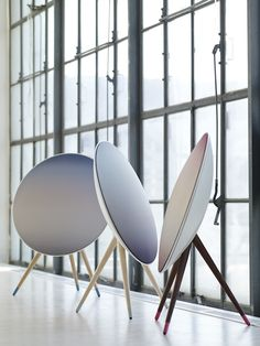 Enceinte Bang & Olufsen BeoPlay A9 : édition Nordic Sky