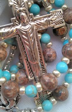 "Handmade Blessings Against Storms Chaplet,  ""After the Storm"""