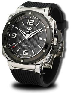 The Edmond Cap-Horn Collection Black dial http://www.racewatches.com/Edmond-Cap-Horn.html#