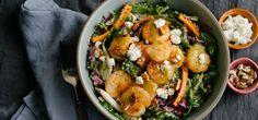 I'm cooking Crispy Shrimp Salad with Green Chef https://greenchef.com/recipes/gf-crispy-shrimp-salad-with-arugula-quinoa-fennel-and-tarragon