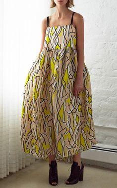 Ellery Resort 2015 Trunkshow Look 9 on Moda Operandi. I absolutely love this dress....x