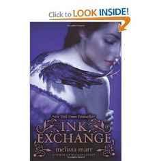 Ink Exchange- Melissa Marr...my favorite one of all