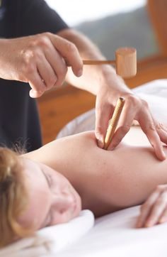 The Daily Suitcase: Natural Spa Treatments With Good Vibrations