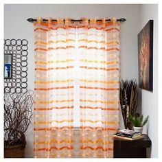 Yorkshire Home Arla Grommet Curtain Panel