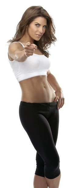 Jillian Michaels core routine