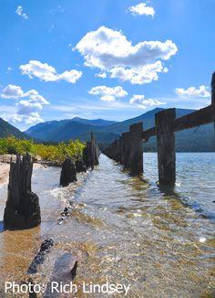 The Priest Lake Breakwater Committee www.PriestLakeThorofare.com