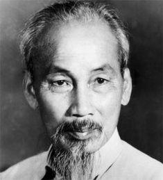 Ho Chi Minh. Líder revolucionario vietnamita.