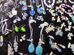 Peridott was back with all their latest jewellery in our Spa Boutique! #jewellery #spa #boutique