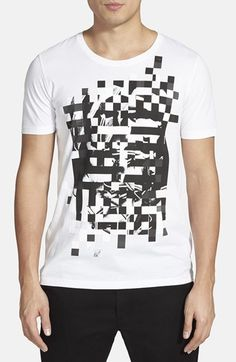 HUGO+Graphic+T-Shirt+available+at+#Nordstrom