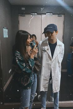 Hataw sa kacute-an si James in this photo. Cute Relationship Goals, Cute Relationships, James Reid Wallpaper, Lady Luster, Nadine Lustre, Jadine, Now And Forever, Partners In Crime, Beautiful Moments