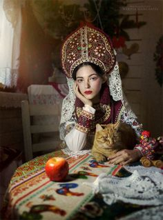 I Bring Russian Fairy Tales To Life