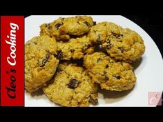 Cookies Recipe (Oatmeal Raisin Cookies) Quick and Easy