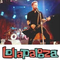 Top 5 Outdoor Rock Concerts | Totally Love It  #4 Metallica headlining Lollapalooza