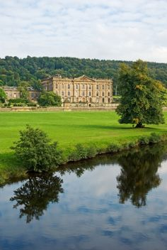 I'm pretty sure this is where #MrDarcy lives... #Pemberley