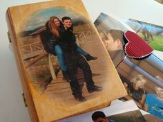 We recently included a wood photo transfer as a special added gift to some wedding photography clients. Transfer Onto Wood, Photo Transfer To Wood, Foto Transfer, Photo On Wood, Picture On Wood, Sewing Machine Basics, Wood Crafts, Diy And Crafts, Kids Wood