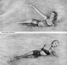 Ruth Neuman-Derujinsky, Harper's Bazaar May 1960 | Gleb Derujinsky