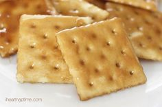 Saltine cracker toffee recipe -seriously addicting and only takes 15 minutes to make!
