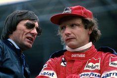 Ecclestone & Lauda