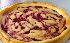 Raspberry Cheesecake - Uit Paulines Keuken