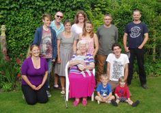 Four generations of Buckinghamshire women on the precious links in their countryside home that bind them together