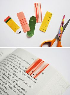 Keep your book spot in Crafts for home stationery and paper for birthdays, anniversaries or dinners