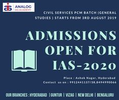 Civil Service, Hyderabad, Study, Link, Day, Studio, Investigations, Studying, Research