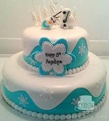 Resultado de imagen para tortas de frozen