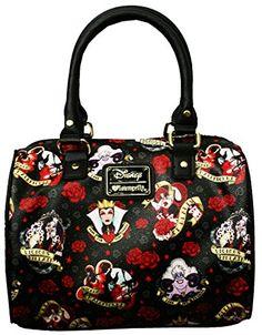 Loungefly Disney Female Villains & Roses Malificent Vegan... https://www.amazon.com/dp/B01MQCVQF1/ref=cm_sw_r_pi_dp_x_2yphyb671DRVY