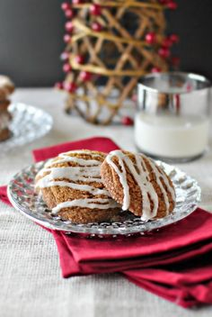 Spicy Cayenne Molasses Cookies - from @Design Hub McNamara ~ Simply Scratch