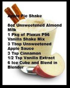 Fall Plexus 96 shake  Plexus 96 has only 2 carbs and 2 sugars (from Stevia) and 15 grams of protein. plexusslim.com/alyssaconklin