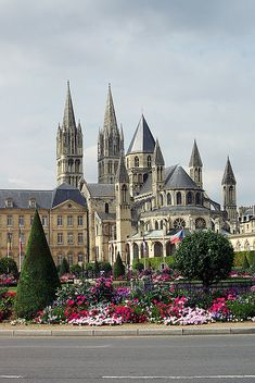 Caen,Normandie,France is sooo beautiful!  Can't wait to go back one day!  Tori, Steve, Brad and I had so much fun!