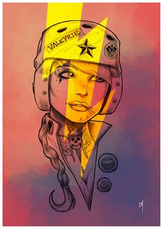 Illustrations by Cláuder Marros | Inspiration Grid | Design Inspiration