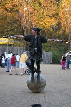 The Raven - Carolina Ren Fest!