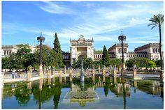 La historia del primer siglo del Parque de María Luisa