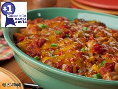 We've been stuck in casserole heaven all year long, and now, it's time to present to you the best of the best the Best Casseroles from 2012. You're surely going to love what we've got to offer because these easy dinner recipes simply can't be beat. From casserole recipes with ground beef to the best chicken casserole recipes around and much, much more, we're setting the dinner table in style.