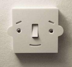 Des astuces pour nettoyer l'interrupteur !