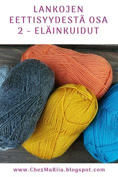 Lankojen eettisyydestä osa 2 - eläinkuidut. Lampaanvilla, merinovilla, mulesing, docking, superwash, silkki, muut eläinkuidut. #lanka #eettisyys #villa #merinovilla #silkki #eläinkuidut #yarn #ethical #wool #merinowool #silk #animalfibers #mulesing #docking #superwash Washi, Knitted Hats, Knitting, Tricot, Breien, Stricken, Weaving, Knits, Crocheting
