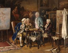 My Pet Arts: Alois Heinrich Priechenfried Anatoly Karpov, How To Play Chess, Chess Players, Chess Pieces, 18th Century, Pets, Yandex, Paintings, Inspirational