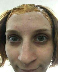 Foi pintar o cabelo linda?