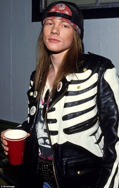It's hard to believe it now, but there was a time when Axl Rose was on top of the world. Axl Rose was born William Bruce Rose Jr. Guns N Roses, Rock N Roll, Belly Top, Rose Got, Rock Poster, Duff Mckagan, We Will Rock You, Aerosmith, Marilyn Manson