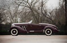 10. 1936 Auburn Boattail Speedster - The 25 Sexiest Cars of All Time | Complex