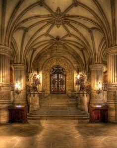 Hamburger Rathaus (Hamburg City Hall), Germany