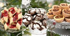 Mormors småkakor: 7 supergoda klassiker | Land Cake Recipes, Dessert Recipes, Desserts, Swedish Cookies, Swedish Recipes, Christmas Baking, Christmas Cookies, Vegan Baking, Something Sweet