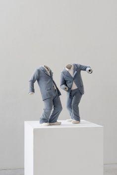 Bildergebnis für contemporary art humor erwin wurm