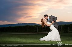 Regina & Patrick's Keswick Vineyards Reception