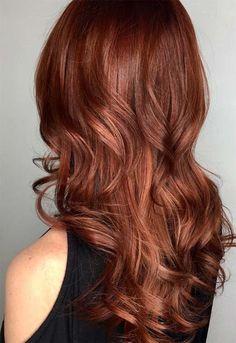 Auburn Hair Dye, Deep Auburn Hair, Light Auburn Hair Color, Auburn Balayage, Auburn Hair Colors, Dyed Tips, Hair Dye Tips, Hair Color Shades, Red Hair Color