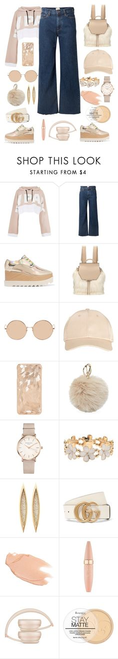 """Senza titolo #6998"" by waikiki24 ❤ liked on Polyvore featuring Topshop, Simon Miller, STELLA McCARTNEY, Kendall + Kylie, Linda Farrow, Miss Selfridge, Furla, ROSEFIELD, M&Co and Gucci"